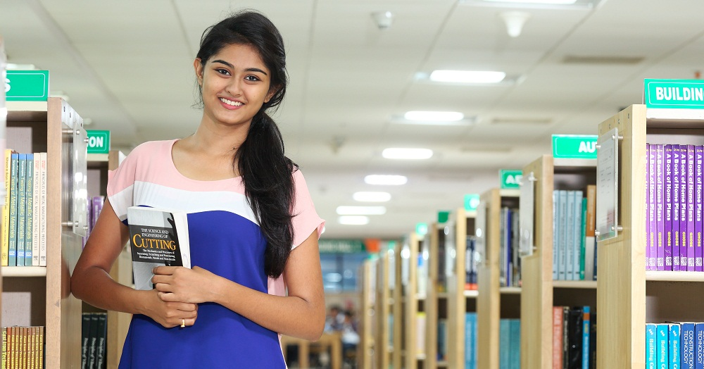 SRM University Library