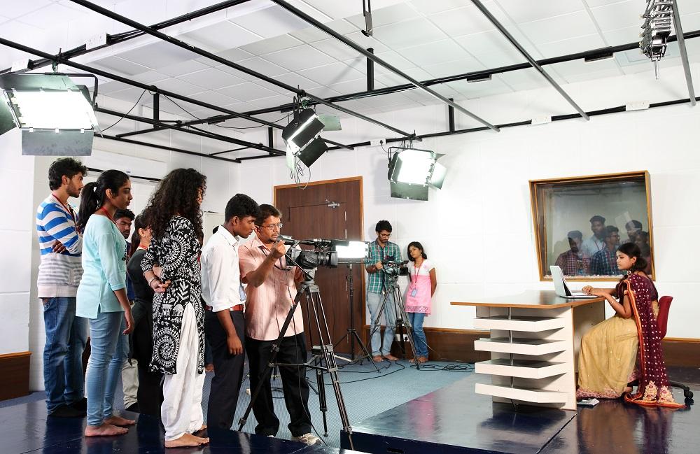 SRM University Media