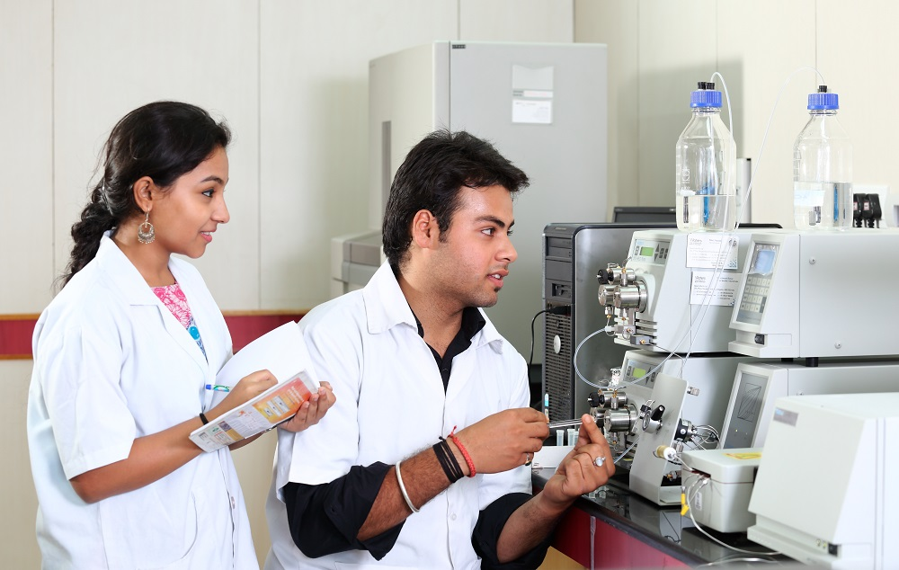 SRM University Lab 4