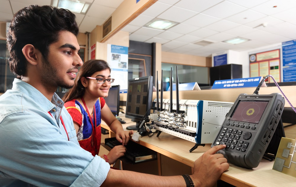 SRM University Lab 9
