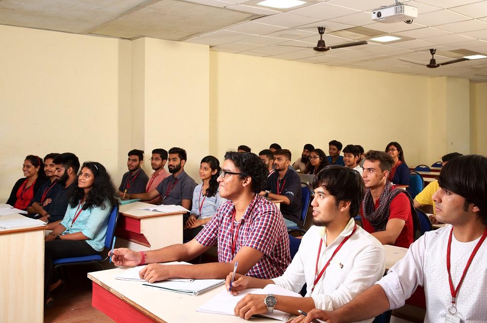 SRM University Student 3