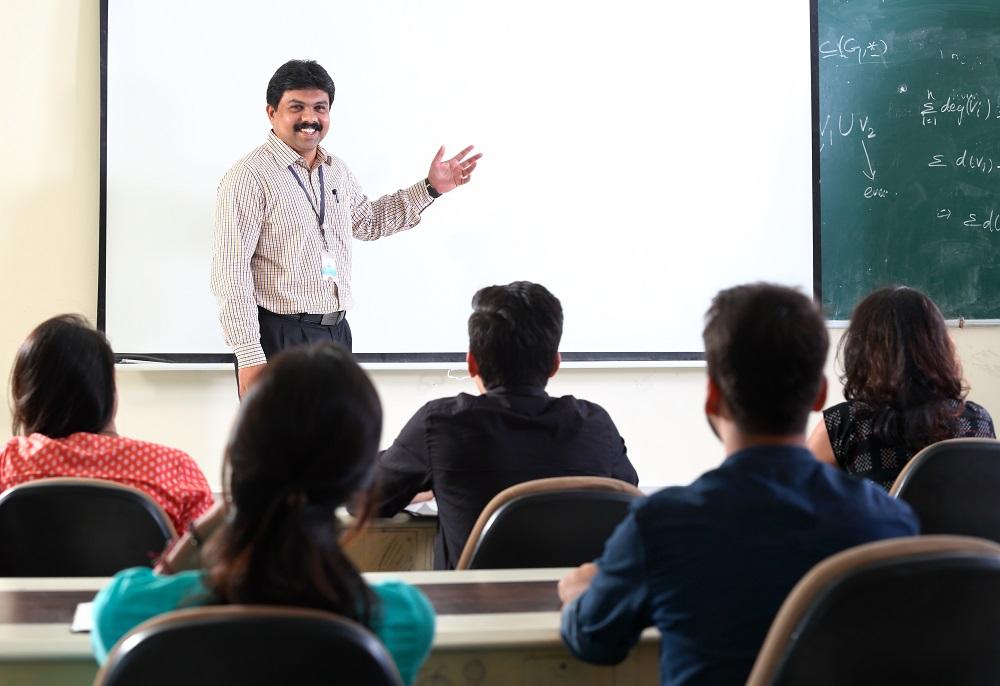 SRM university Classroom