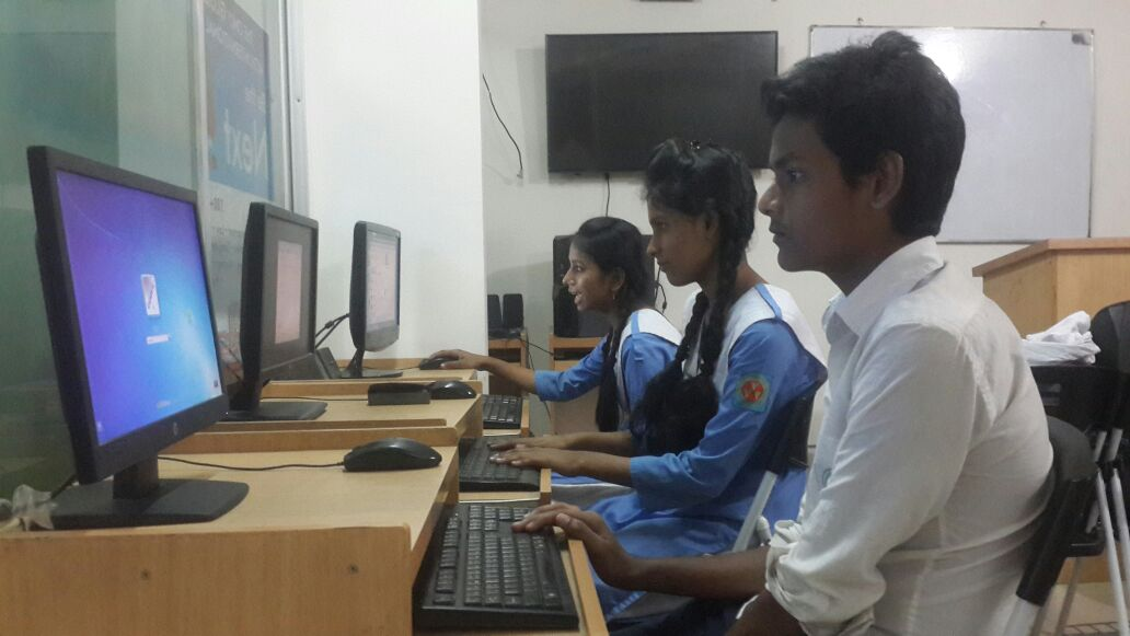 ICT Practical Training at GEE Bangladesh