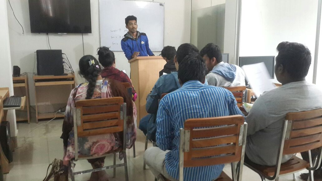 EPT Training and exam at GEE Bangladesh