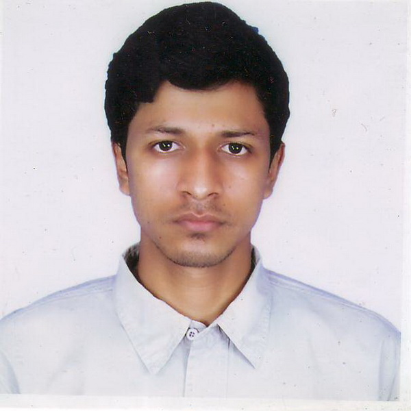 Shah Jalal studying B Tech at Sharda University
