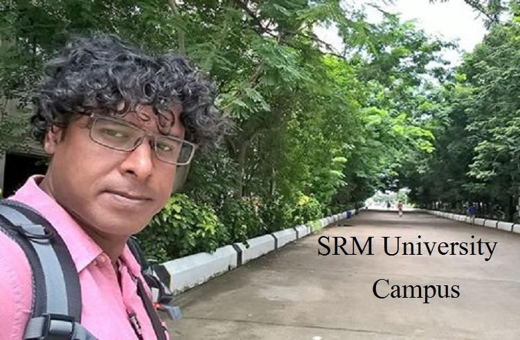 Mohammad Eunus Ali speaks about SRM University