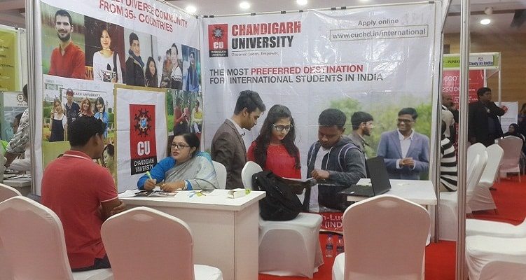 Chandigarh University admission from Bangladesh