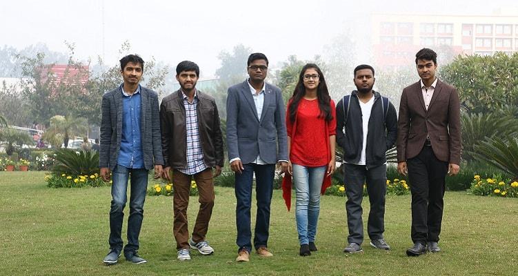 Voice of Bangladeshi students at Chandigarh University