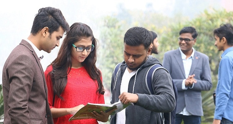 Student Sharing Experience About Chandigarh University