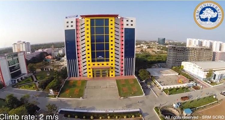 SRM University Video