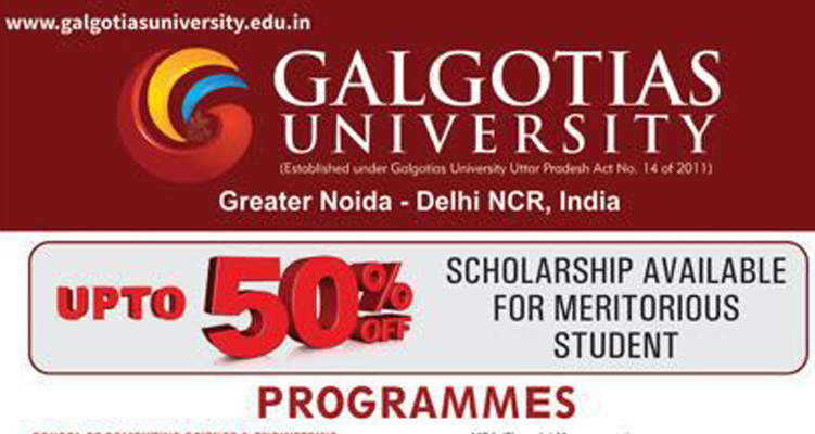 Galgotias University Admission video for Bangladesh Students